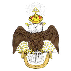 AASR, Scottish Rite, Double Headed Eagle, masonic symbol