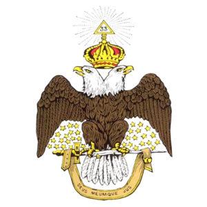AASR, Scottish Rite, Double Headed Eagle, masonic symbol