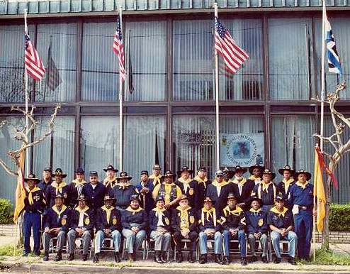 The Buffalo Soldiers Today