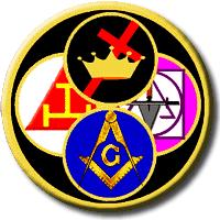 york rite, masonic logo, allied degrees, freemason information