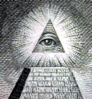 The All Seeing Eye as Omnipresent Deity | My Freemasonry | Freemason ...Illuminati All Seeing Eye Celebrities
