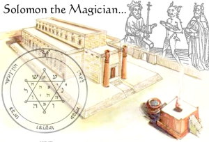 Solomon the Magician