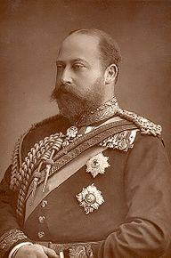 Prince of Wales Albert Edward