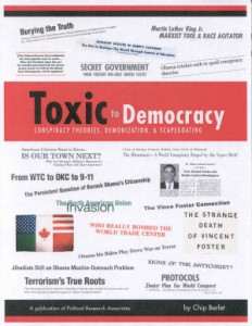 Toxic to Democracy