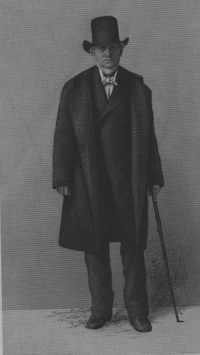 Thurlow Weed, editor of the Rochester Daily Telegraph when Morgan was abducted.