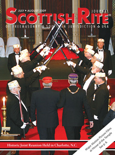 Scottish Rite Journal July/Aug 2009