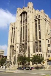 Detroit Masonic Temple