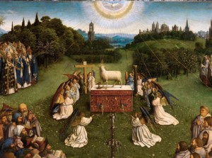 Adoration of the Mystic Lamb