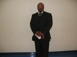 Reverend Coleman