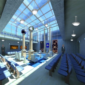 Unity Temple Blue Lodge