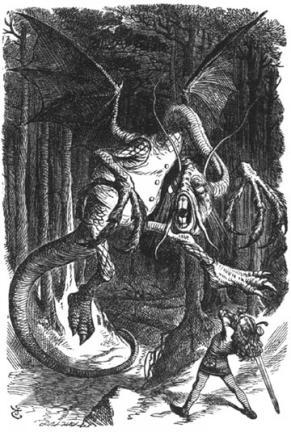 Lewis Carroll, masonic symbolism