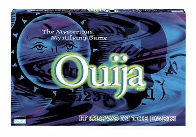 Ouija Board, talking board