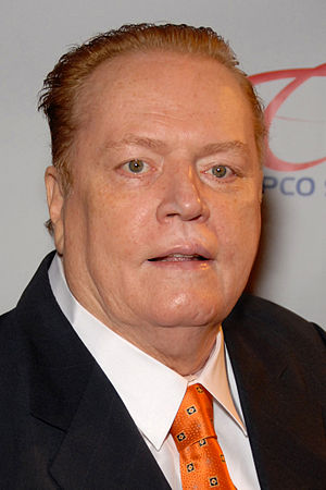 One Nation Under Sex, Hustler publisher, Larry Flynt