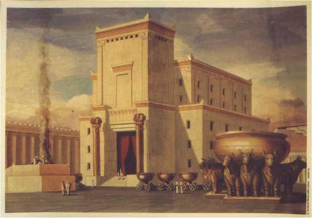 KST, Solomon, first temple, Sanctum Sanctorum, masonic symbol, freemason information