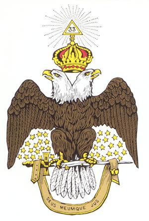 Scottish Rite, AASR, double headed eagle, janus