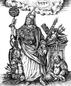 Hermes, magician, Hermetic, illustration, art, masonic symbol