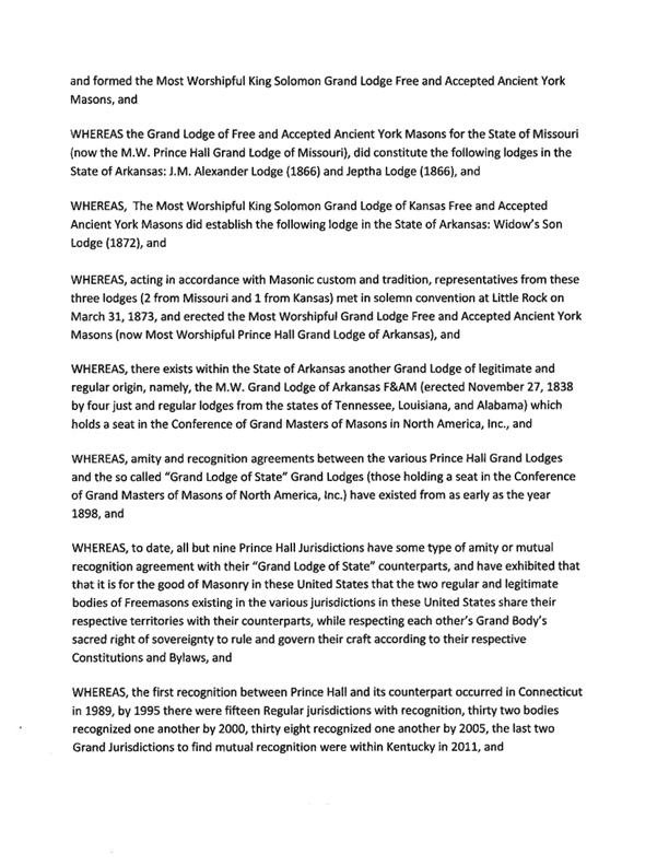 Arkansas Prince Hall Recognition page 3