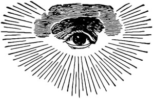 the all seeing eye of Providence