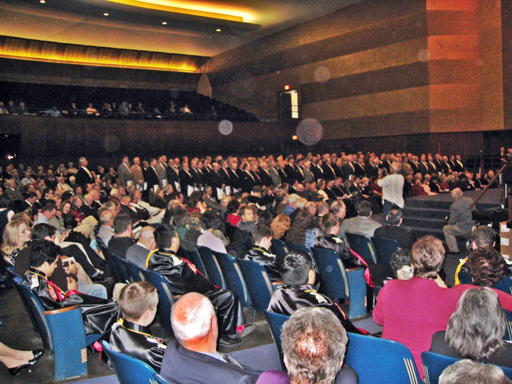 Grand Lodge of Texas AF & AM Grand Session 2005
