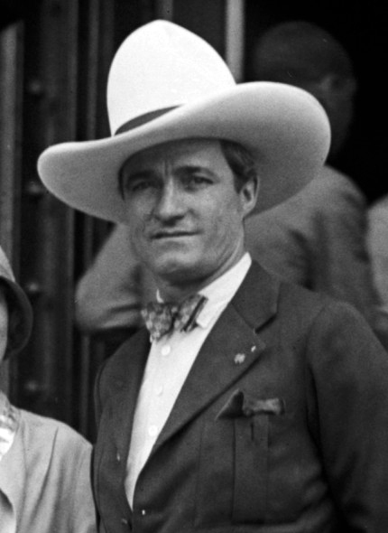 Tom Mix , May 21, 1925