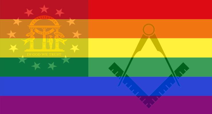 georgia bans gay masons