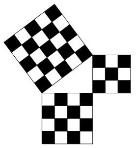 masonic symbol, freemasonry, 47th problem of Euclid, 47th Proposition of Euclid, Pythagorean Theorem, three masonic squares, past master symbol, sum of the squares of the two sides is square of the hypotenuse, right tirangle, Freemasonry