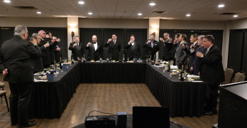 A Great Masonic Lodge, A Great Masonic Guest Speaker Made A Super Masonic Evening