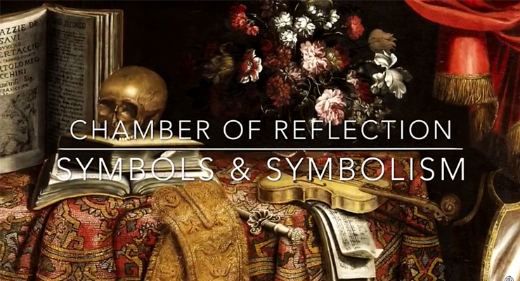 Masonic freemason information for Chamber of reflection