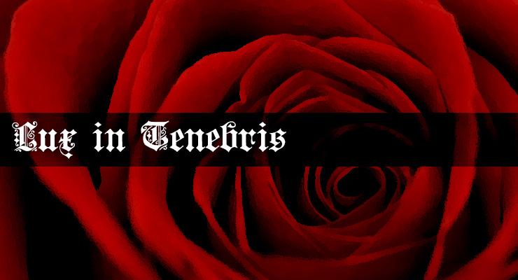 Lux in Tenebris-Maundy Thursday in Freemasonry