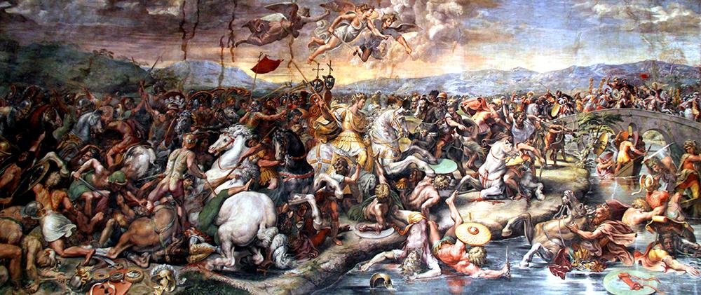 Constantine In Hoc Signo Vinces