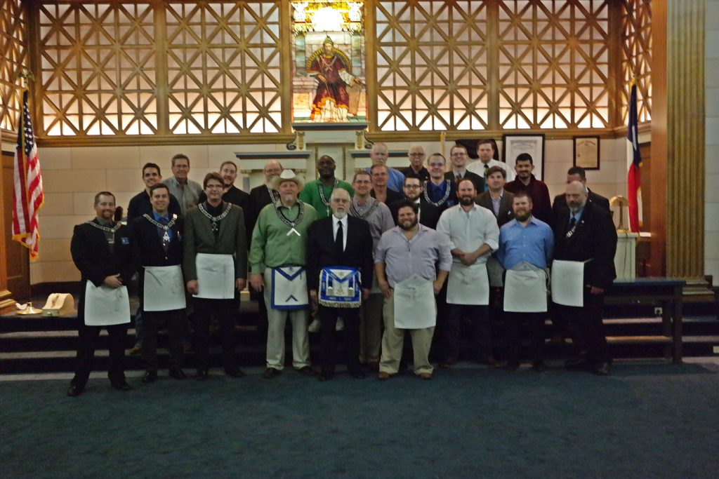 Fort Worth Lodge No 148