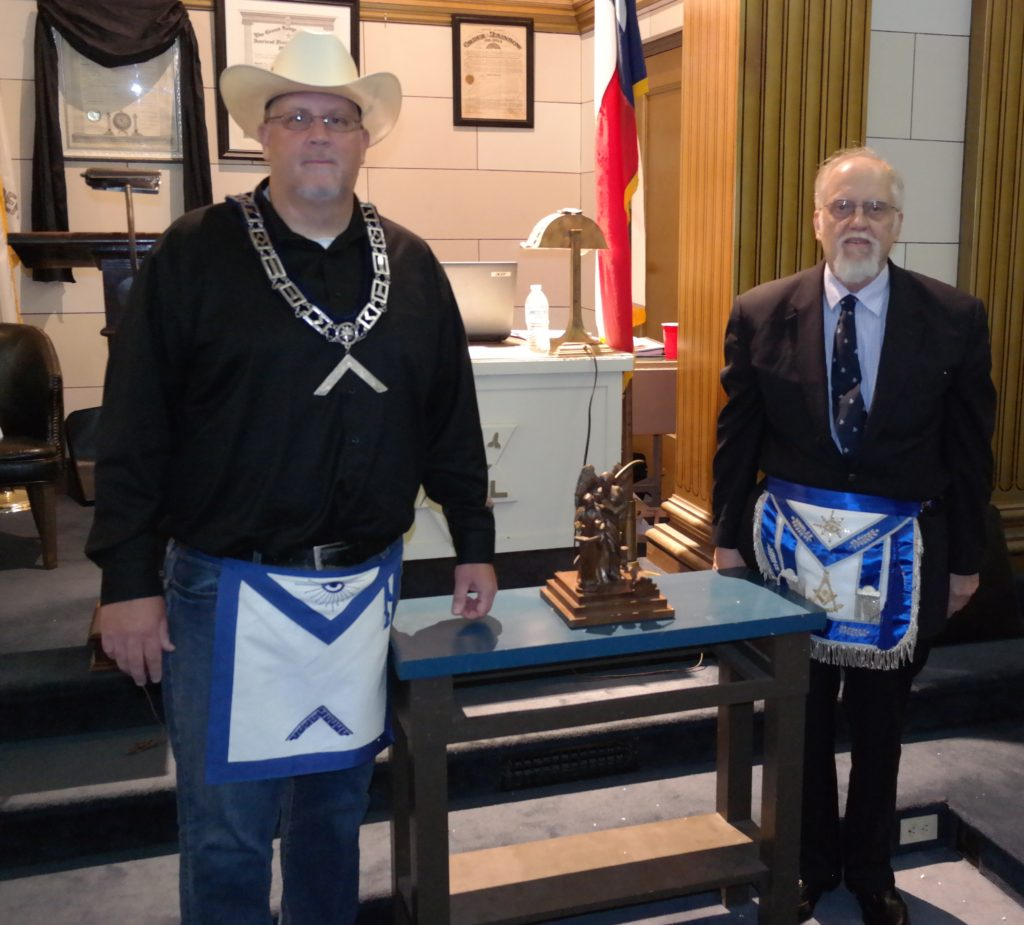 WM Bryan Whit and Frederic L. Milliken