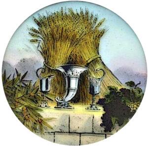 Corn, wine and oil, Masonic symbols, Freemasonry, art, illustration