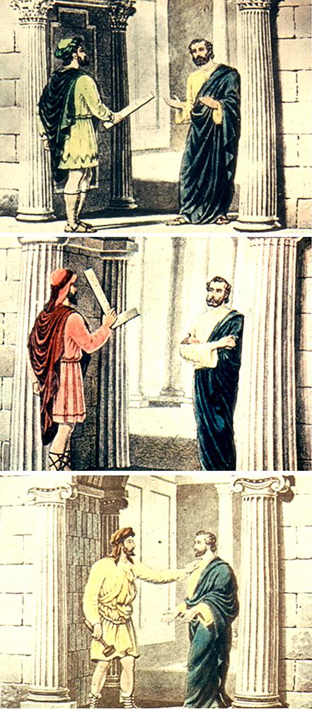 Hiram, Jubela, Jubilo, Jubelum, ruffians, murders, art, masonic symbols, freemason information