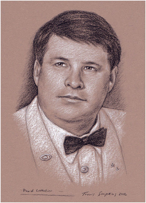 David Lettelier. Founder of Phoenixmasonry Masonic Museum and Library, by Travis Simpkins