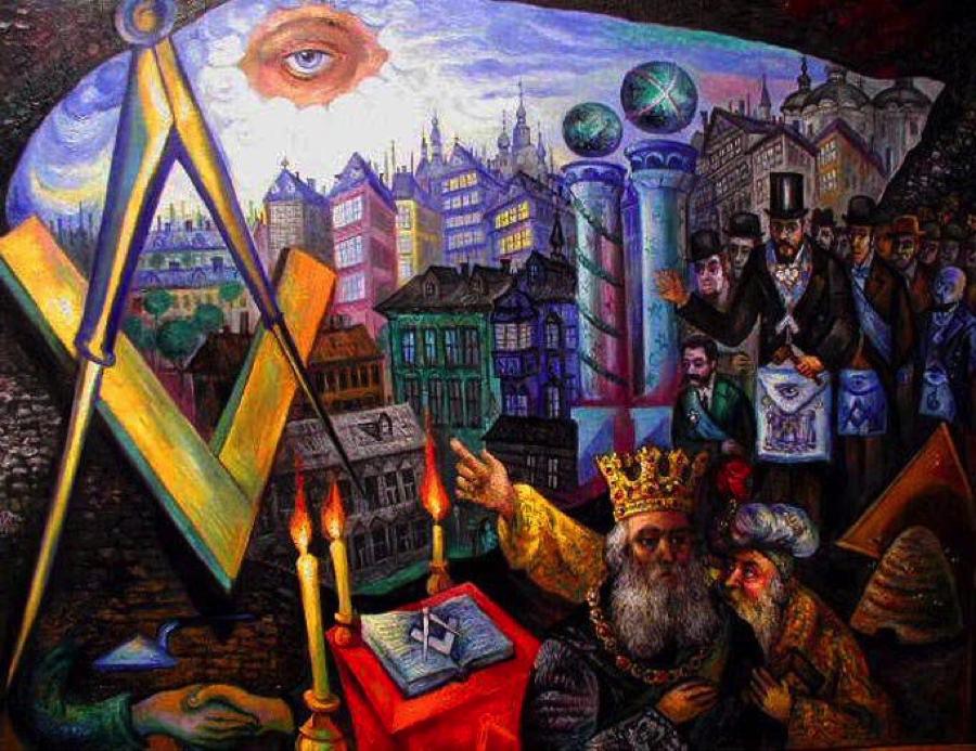 KING SOLOMON'S VISION