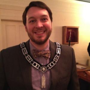 Jason Richards, masonic, podcast
