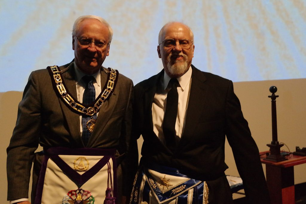 MW Wendell P. Miller & PM Frederic L. Milliken