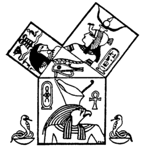 The Forty-seventh Problem was among the Ancient Egyptians the symbol of Osiris, Isis and Horus.