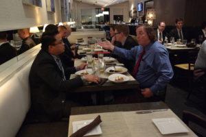 Brethren At The Komali Mexican Restaurant