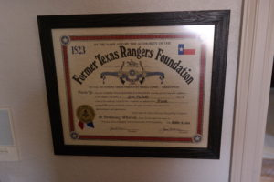 The Former Texas Ranger Foundation