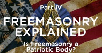 Is freemasonry patriotic or conservative?
