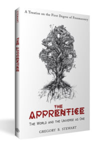 The Apprentice is a book about the Freemasons and the journey of becoming a Freemason.