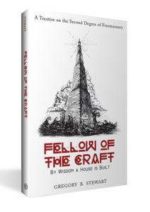 book, freemasonry, gregory b. stewart, masonic, fellow craft