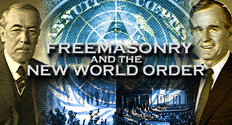 new world order, one world government, Freemasonry