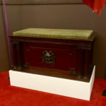 altar, Masonic, double headed eagle, Scottish Rite