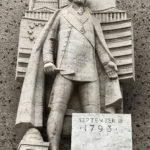 George Washington, statue, Los Nageles, Freemasonry