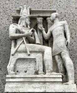 statue, Los Angeles, Albert Stewart