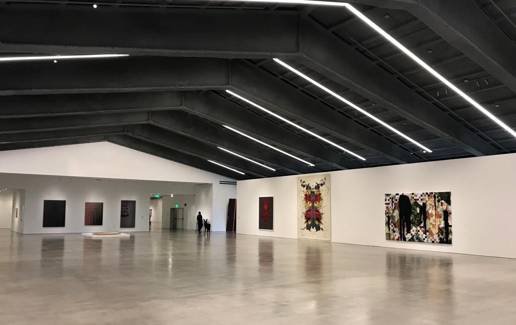 art collection, Los Angeles, Scottish Rite