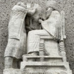 statue, Los Angeles, Zerubbabel, temple, builder
